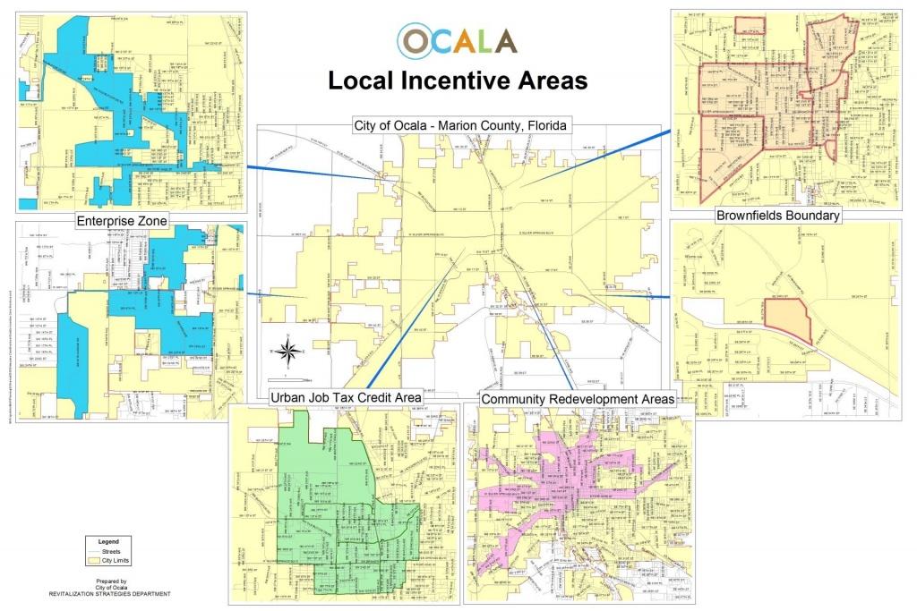 Map Of Ocala Florida | Ageorgio - Where Is Ocala Florida On A Map