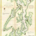 Map Of Puget Sound | Maps | Seattle Map, Map, Washington Map   Vashon Island Map Printable