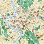 Map Of Rome Tourist Attractions, Sightseeing & Tourist Tour   Rome Tourist Map Printable