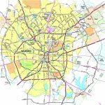 Map Of San Antonio Texas And Surrounding Area   San Antonio Tx Map   Detailed Map Of San Antonio Texas