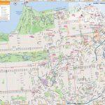 Map Of San Francisco: Interactive And Printable Maps | Wheretraveler   Printable Map Of San Francisco