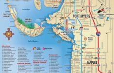 Map Of Sanibel Island Beaches    Beach, Sanibel, Captiva, Naples   Map Of North Naples Florida