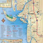 Map Of Sanibel Island Beaches    Beach, Sanibel, Captiva, Naples   Where Is Sanibel Island In Florida Map