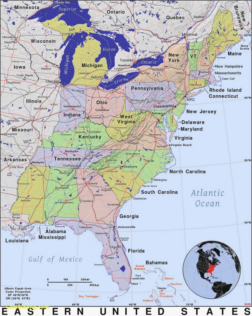 Map Of South East Michigan Southeast Us Map Major Cities Save - Dover Florida Map