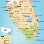 Map Of South Florida, South Florida Map   South Florida County Map