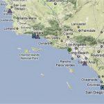 Map Of Southern California Beaches – Town Seek Regarding Map Of   Southern California Beach Towns Map