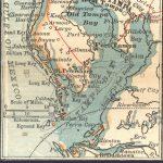 Map Of Tampa, Florida Stock Photo: 35973100   Alamy   Johns Pass Florida Map