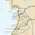 Map Of The Half Moon Bay Coastside | Visit Half Moon Bay   Seaside California Map