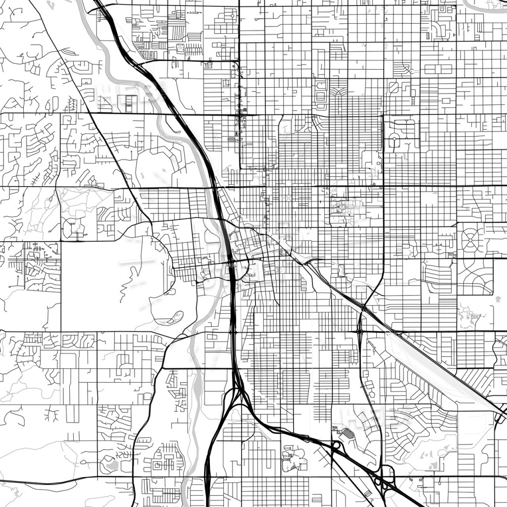 Map Of Tucson, Arizona | Hebstreits Sketches - Printable Map Of Tucson Az