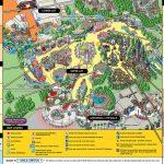Map Of Universal Studios Hollywood | Compressportnederland   Universal Studios Map California 2018
