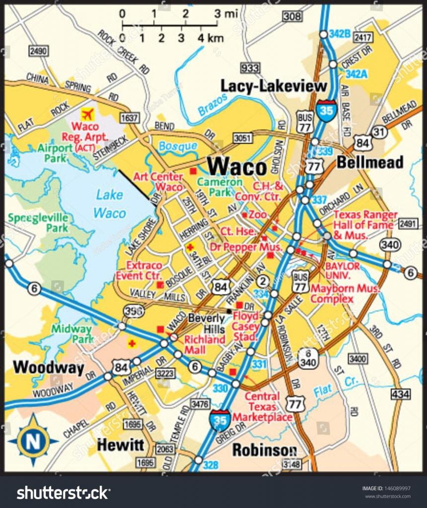 Map Of Waco Texas Area | Business Ideas 2013 - Map Of Waco Texas And Surrounding Area