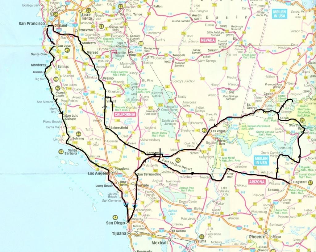 Map Of West Coast Best Of Us West Coast Counties Map Florida Road - Map Of West Coast Of Florida Usa