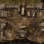 Maphammer Is Creating Battle Maps For D&d, Pathfinder And Other   D&d Printable Maps