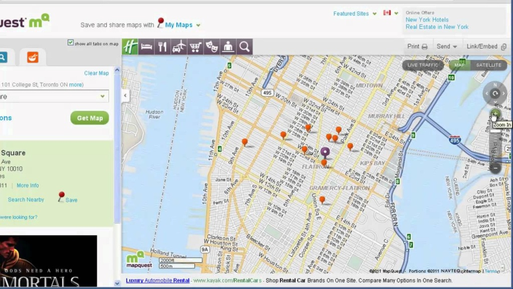 Mapquest Map Search - Youtube - Mapquest Florida Map