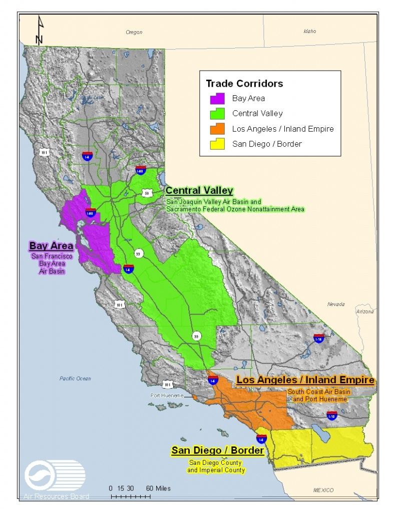 Maps Available On This Website - Aqi Map California