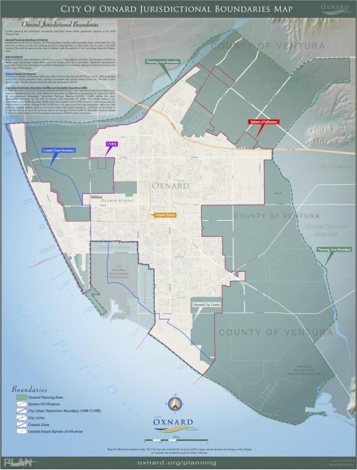 Google Maps Oxnard California