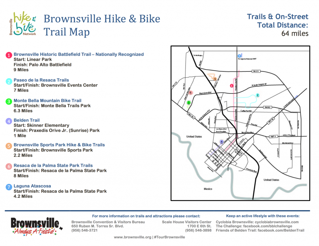 Maps & Guides - Brownsville Convention & Visitors Bureau - Brownsville Texas Map Google