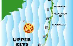 Maps, Key West / Florida Keys | Key West / Florida Keys Money Saving   Upper Florida Keys Map