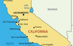 Maps Of California Cities And Travel Information | Download Free   Full Map Of California