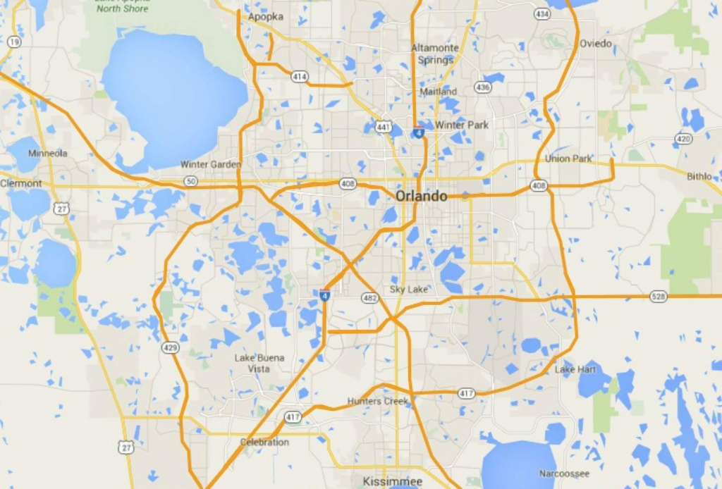 Maps Of Florida: Orlando, Tampa, Miami, Keys, And More - Google Maps Destin Florida