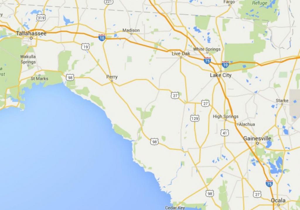 Maps Of Florida: Orlando, Tampa, Miami, Keys, And More - Google Maps St Pete Beach Florida