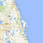 Maps Of Florida: Orlando, Tampa, Miami, Keys, And More   Map Of Florida Beaches Near Orlando