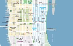 Maps Of New York Top Tourist Attractions   Free, Printable   Street Map Of New York City Printable