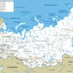 Maps Of Russia | Detailed Map Of Russia With Cities And Regions   Printable Map Of Russia