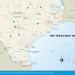 Maps Of Texas Gulf Coast And Travel Information | Download Free Maps   Crystal Beach Texas Map