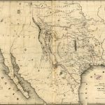 Maps Of The Republic Of Texas   Republic Of Texas Map Overlay