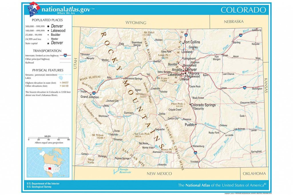 Maps Of The Southwestern Us For Trip Planning - Red Bluff California Map