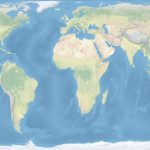 Maps Of The World   Wikimedia Commons   Topographic World Map Printable