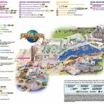 Maps Of Universal Orlando Resort's Parks And Hotels   Universal Studios Florida Citywalk Map
