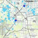 Maps Of Walt Disney World's Parks And Resorts   Disney Florida Map