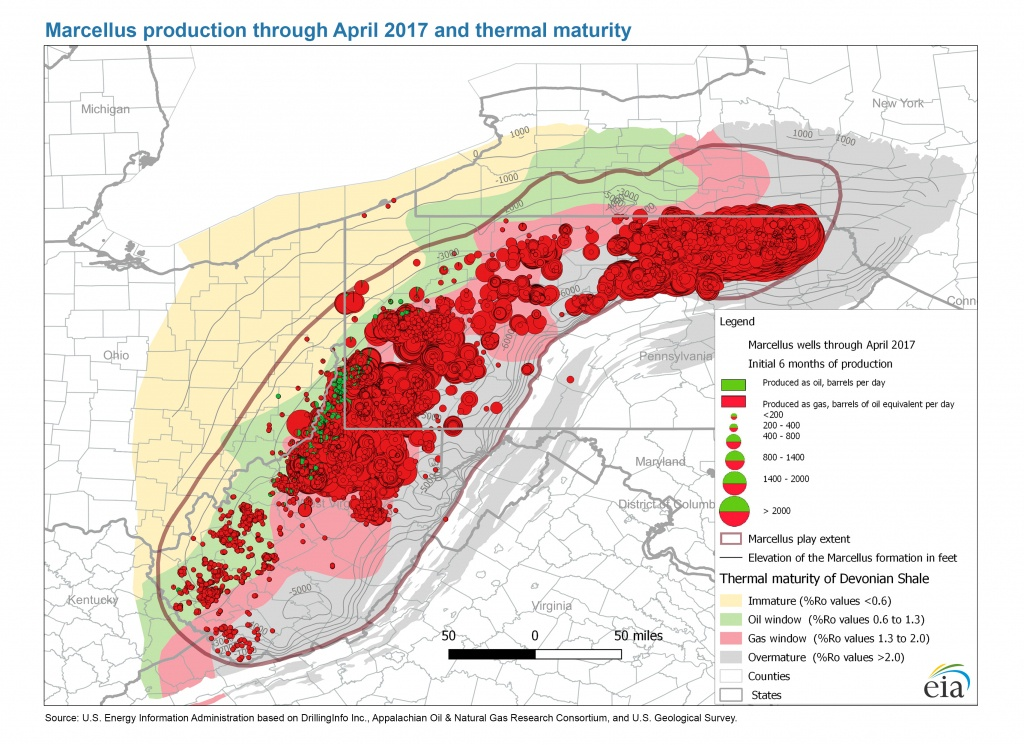 Maps: Oil And Gas Exploration, Resources, And Production - Energy - Map Of Texas Oil And Gas Fields