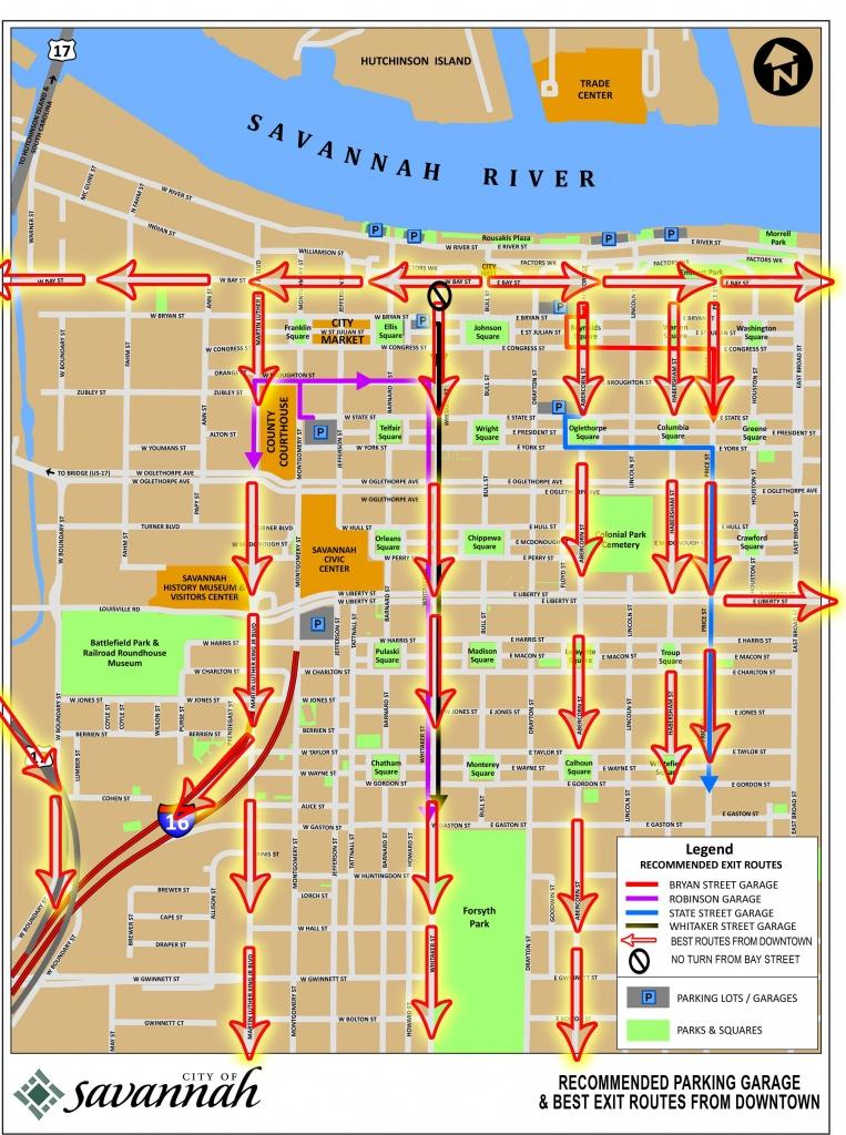 Maps Savannah, Ga - Google Search | Crazy About Savannah, Georgia - Printable Map Of Savannah