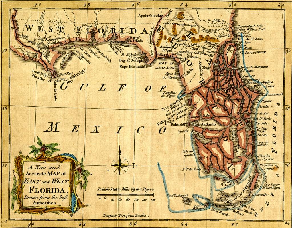 Maps | The Florida Memory Blog - Early Florida Maps