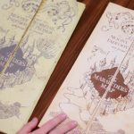 Marauder's Map Comparison   Diy Full Size Replica Old Vs New   Youtube   Marauder's Map Replica Printable