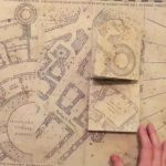 Marauders Map Printable Marauder S Full Size Replica 8 Steps With   Marauder's Map Replica Printable