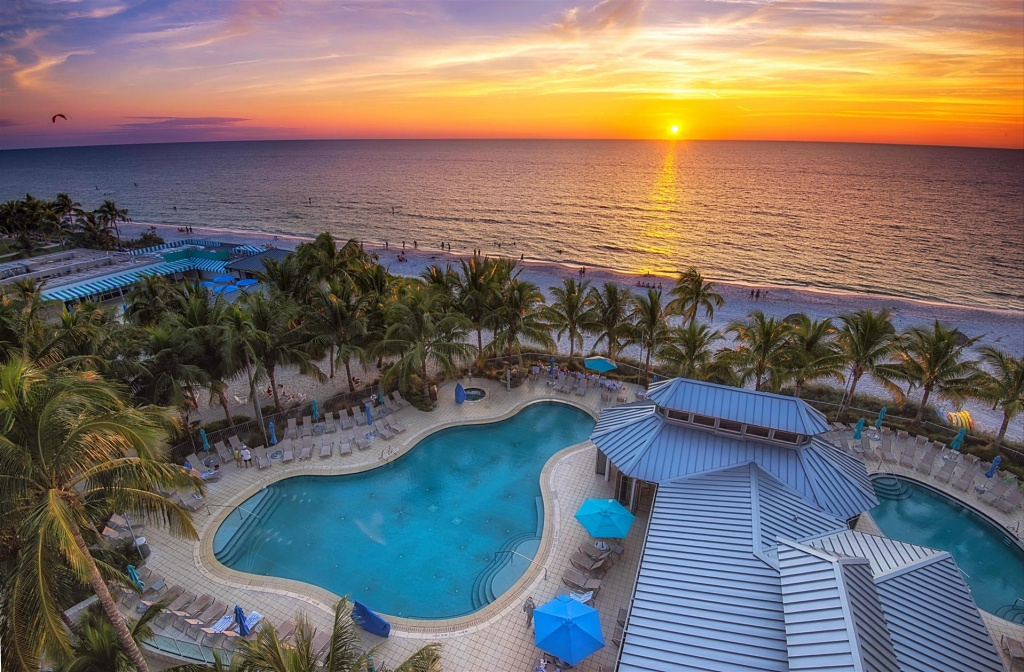 Meetings And Events At The Naples Beach Hotel & Golf Club, Naples - Map Of Hotels In Naples Florida