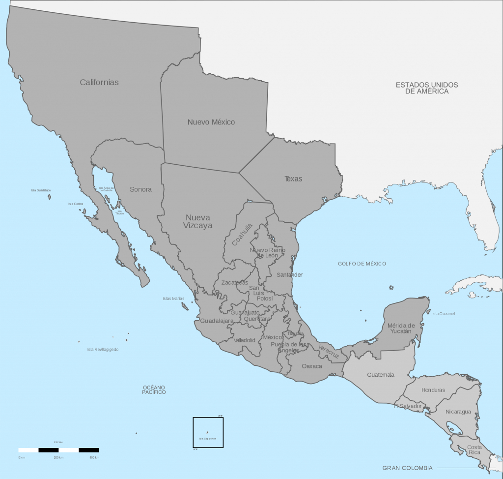 Mexican Texas - Wikipedia - Rule Texas Map