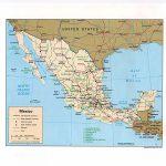 Mexico Maps   Perry Castañeda Map Collection   Ut Library Online   Atlanta Texas Map