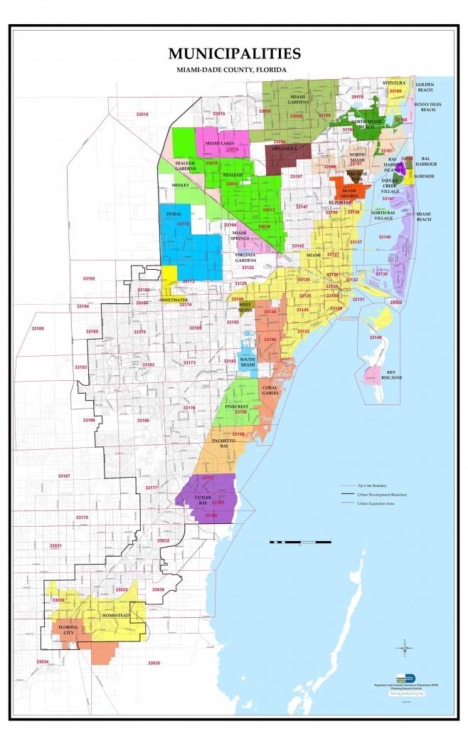 map of dade county florida | printable maps
