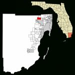 Miami Lakes, Florida – Wikipedia – Lauderdale Lakes Florida Map