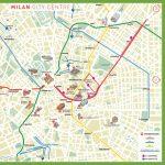 Milan Tourist Attractions Map Elegant Bologna Italy Map Tourist   Bologna Tourist Map Printable