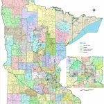 Minnesota Zip Code Map Printable   Printable Map Of Minnesota