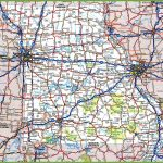Missouri Road Map   Printable State Road Maps