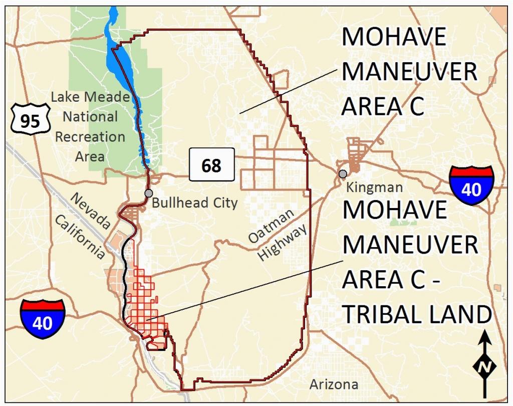 Mojave California Map | Secretmuseum - Mojave California Map