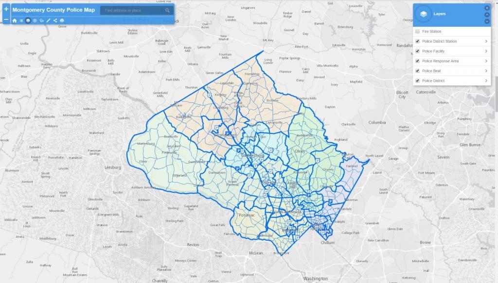 Montgomery County Gis: Maps - Montgomery County Texas Flood Map