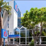 Motel 6 Hollywood Los Angeles Hotel | Hotels Near Hollywood Walk Of Fame   Map Of Hotels Near Universal Studios California